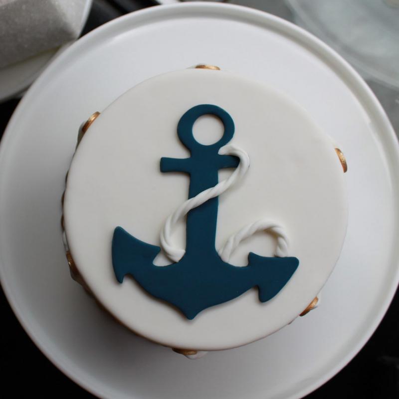 Námořnický styl svatby.... vzhůru na palubu!!! - Obrázek č. 48
