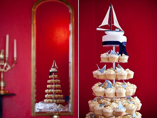 Námořnický styl svatby.... vzhůru na palubu!!! - Obrázek č. 50