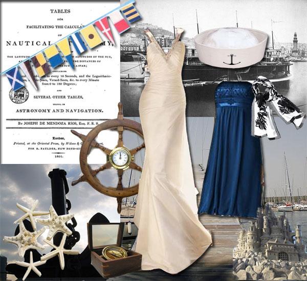 Námořnický styl svatby.... vzhůru na palubu!!! - Obrázek č. 57