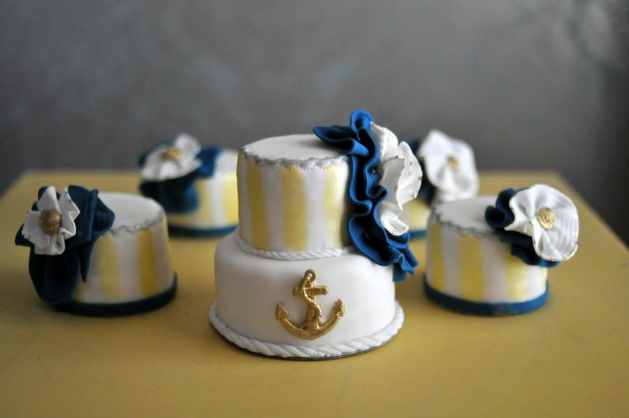 Námořnický styl svatby.... vzhůru na palubu!!! - Obrázek č. 58