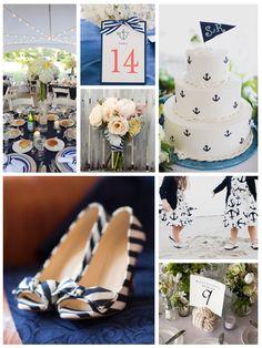Námořnický styl svatby.... vzhůru na palubu!!! - Obrázek č. 64