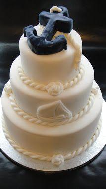 Námořnický styl svatby.... vzhůru na palubu!!! - Obrázek č. 65