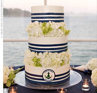 Námořnický styl svatby.... vzhůru na palubu!!! - Obrázek č. 66