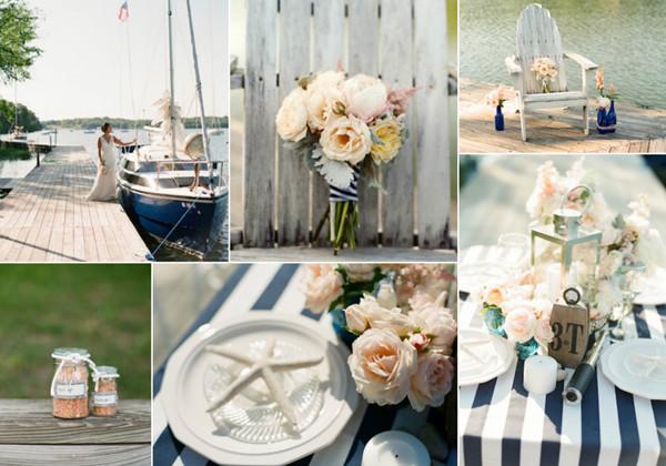 Námořnický styl svatby.... vzhůru na palubu!!! - Obrázek č. 91