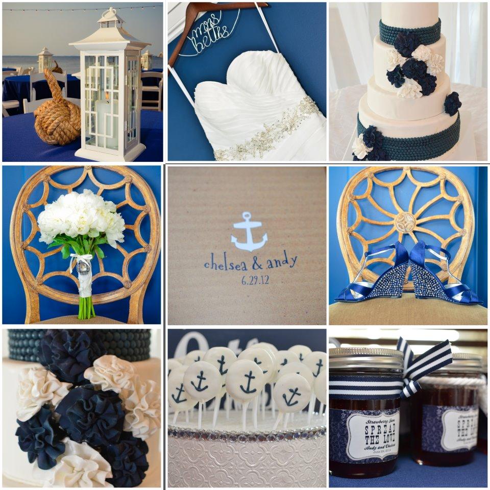 Námořnický styl svatby.... vzhůru na palubu!!! - Obrázek č. 92