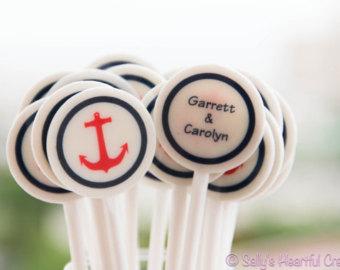 Námořnický styl svatby.... vzhůru na palubu!!! - Obrázek č. 93