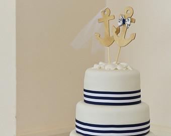 Námořnický styl svatby.... vzhůru na palubu!!! - Obrázek č. 94