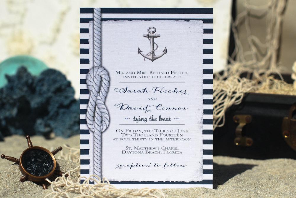 Námořnický styl svatby.... vzhůru na palubu!!! - Obrázek č. 100
