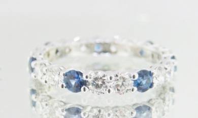 Modrá barva svatby - Obrázek č. 6
