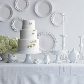 Svatba komplet čistě bílá - Obrázek č. 2
