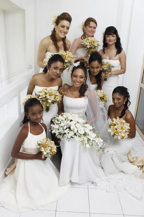 Svatba komplet čistě bílá - Obrázek č. 77