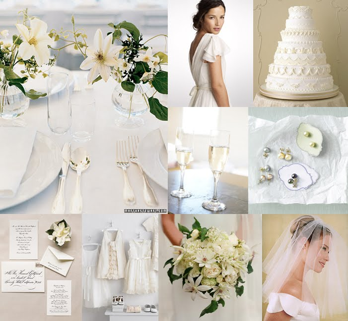 Svatba komplet čistě bílá - Obrázek č. 12
