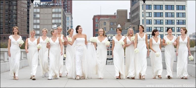 Svatba komplet čistě bílá - Obrázek č. 13