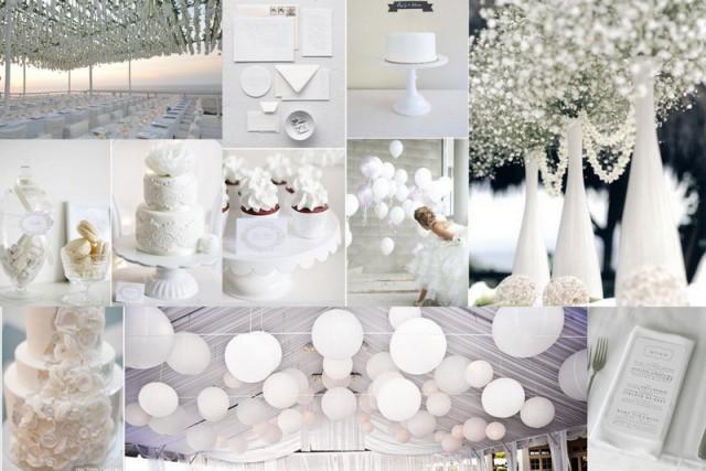 Svatba komplet čistě bílá - Obrázek č. 15