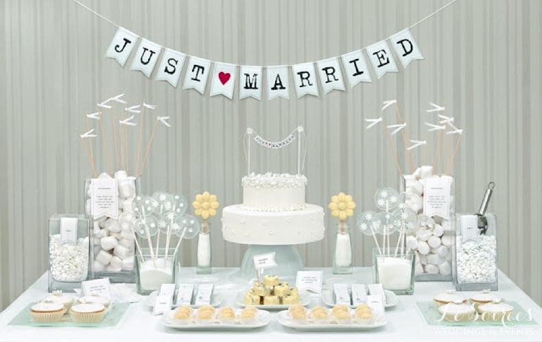 Svatba komplet čistě bílá - Obrázek č. 16