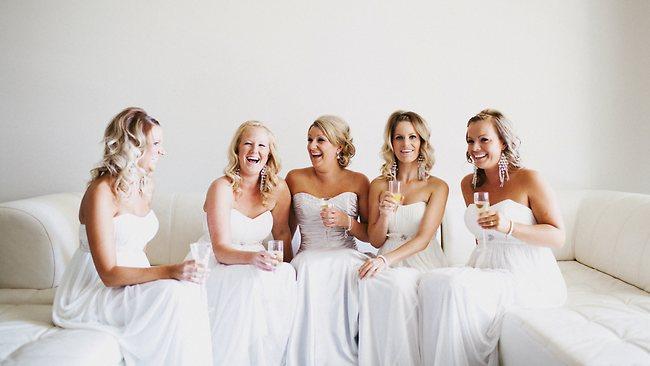 Svatba komplet čistě bílá - Obrázek č. 18