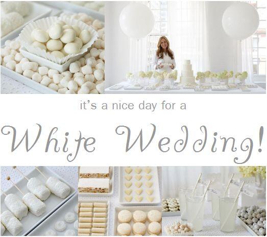 Svatba komplet čistě bílá - Obrázek č. 1