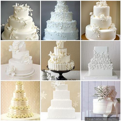 Svatba komplet čistě bílá - Obrázek č. 22