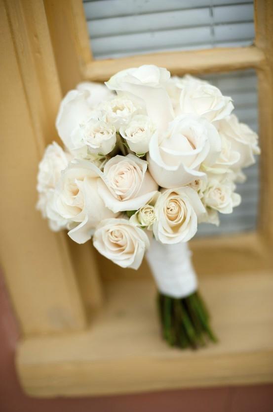 Svatba komplet čistě bílá - Obrázek č. 24