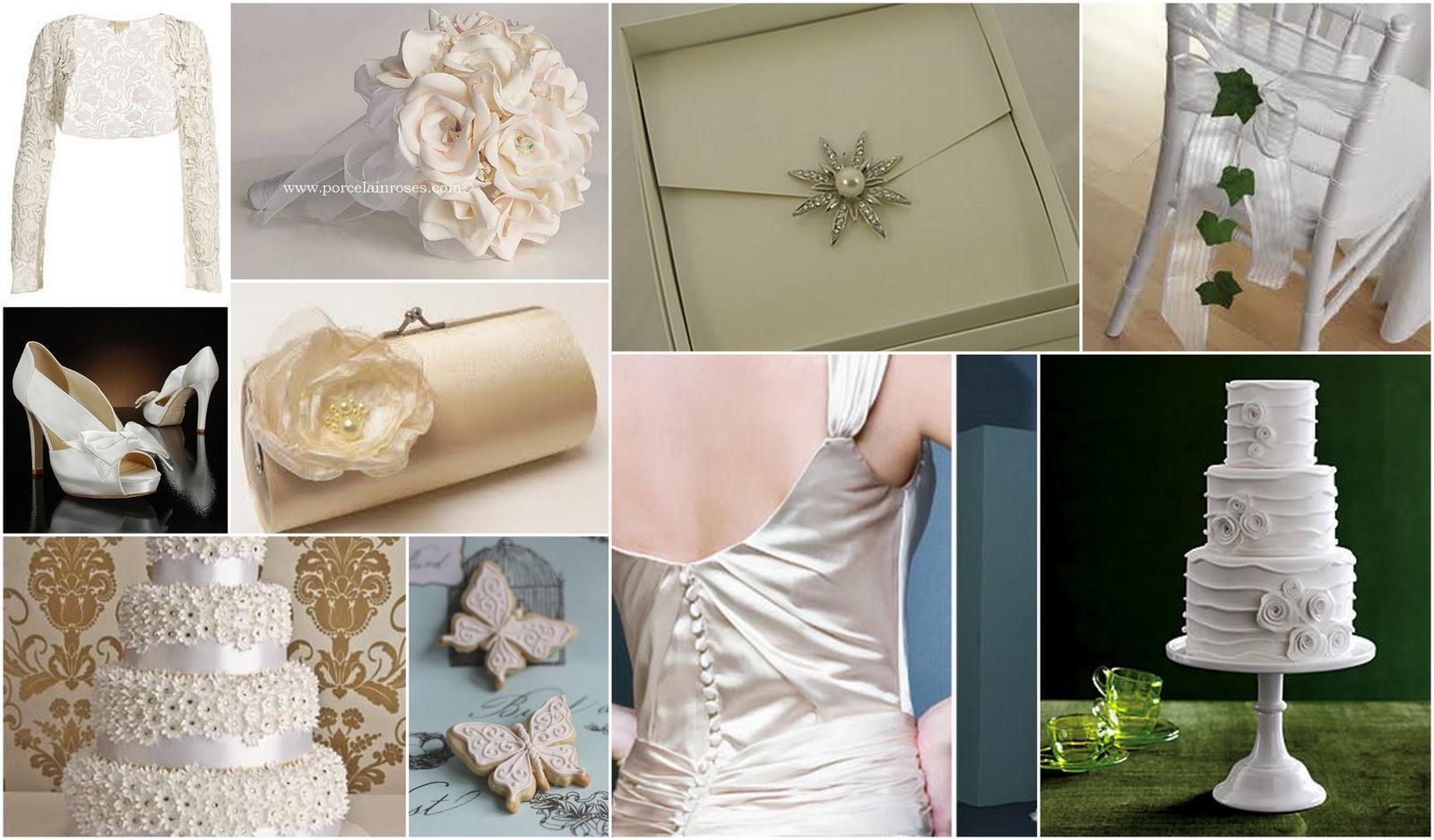 Svatba komplet čistě bílá - Obrázek č. 28