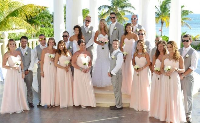 Svatba komplet čistě bílá - Obrázek č. 29