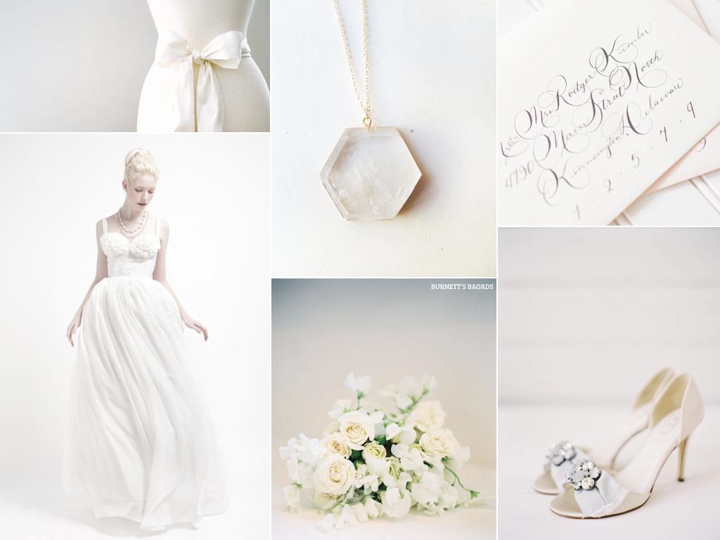 Svatba komplet čistě bílá - Obrázek č. 36