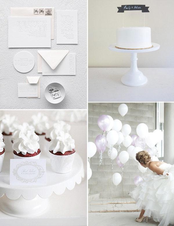 Svatba komplet čistě bílá - Obrázek č. 37