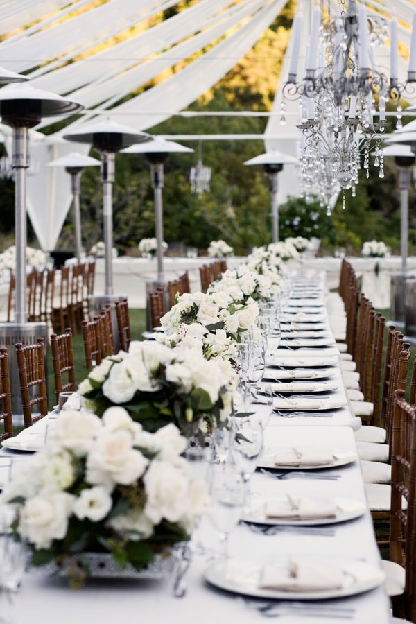 Svatba komplet čistě bílá - Obrázek č. 39