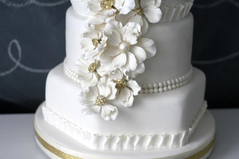 Svatba komplet čistě bílá - Obrázek č. 45