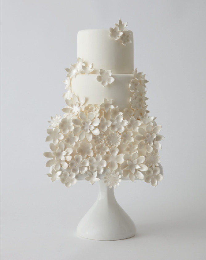 Svatba komplet čistě bílá - Obrázek č. 46