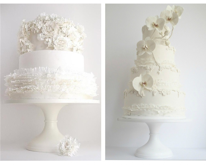 Svatba komplet čistě bílá - Obrázek č. 47