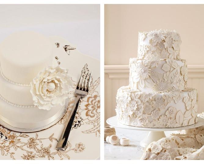 Svatba komplet čistě bílá - Obrázek č. 48