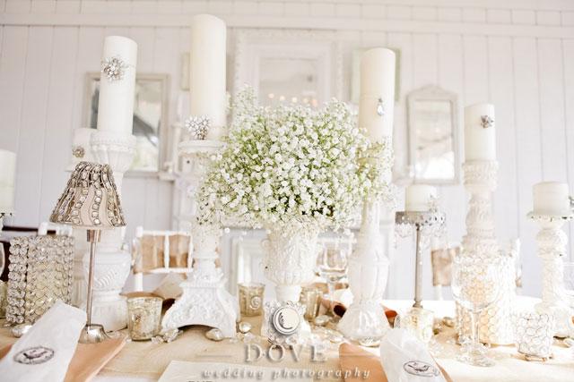 Svatba komplet čistě bílá - Obrázek č. 52