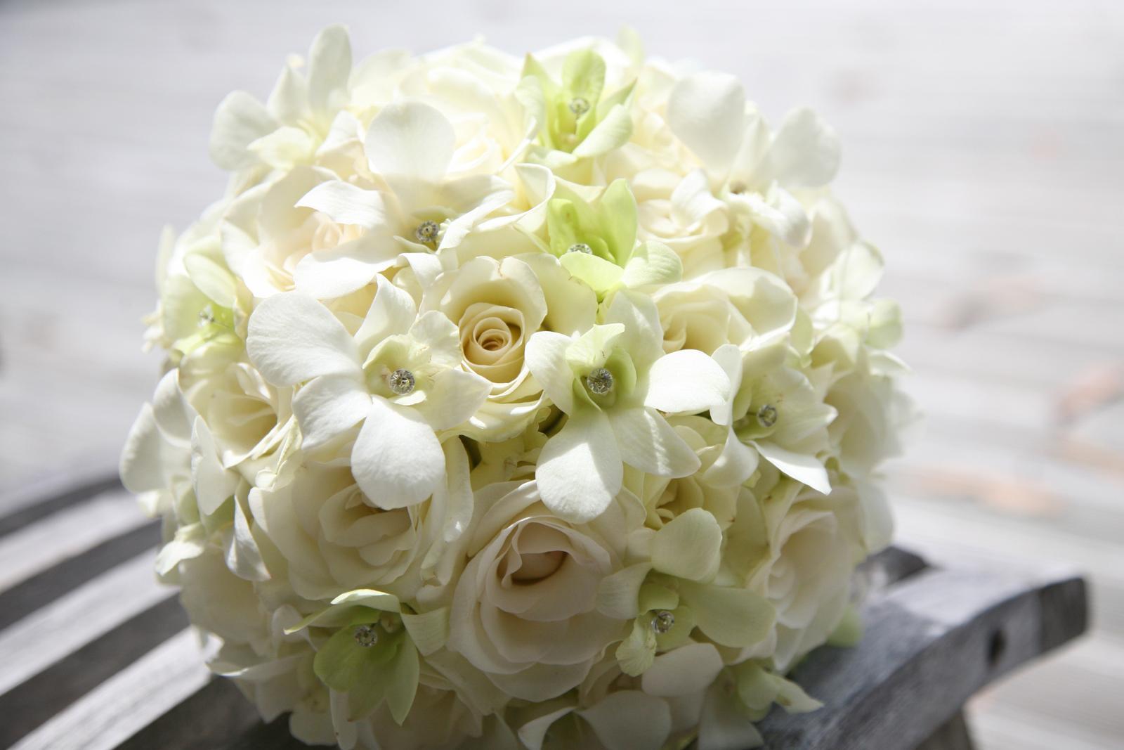 Svatba komplet čistě bílá - Obrázek č. 57