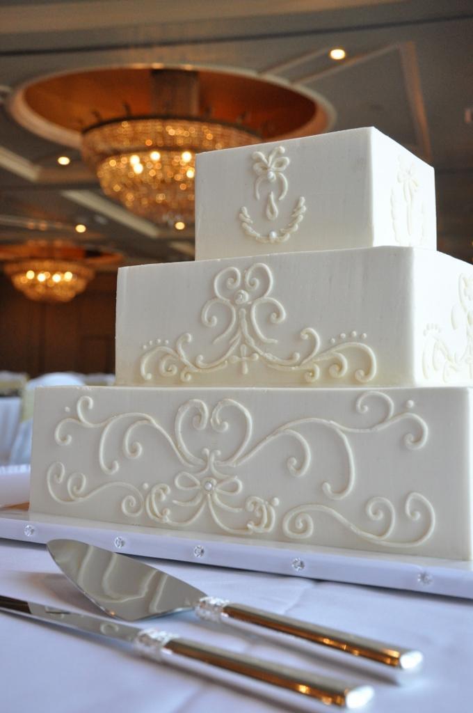Svatba komplet čistě bílá - Obrázek č. 59
