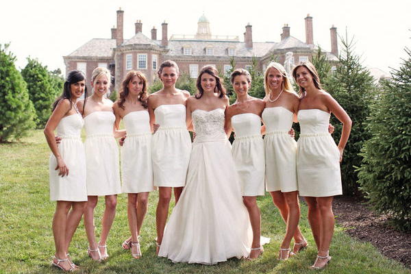 Svatba komplet čistě bílá - Obrázek č. 64