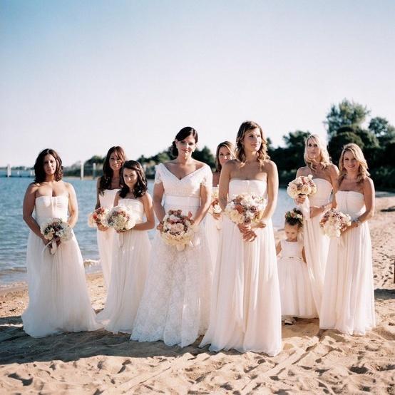 Svatba komplet čistě bílá - Obrázek č. 65