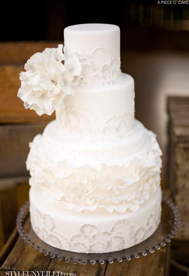 Svatba komplet čistě bílá - Obrázek č. 66
