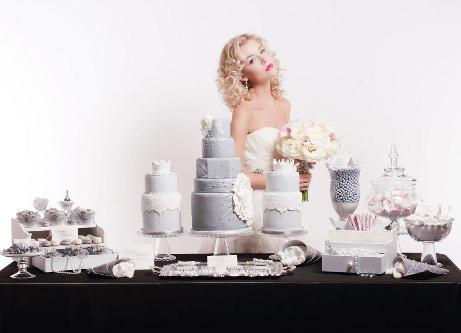 Svatba komplet čistě bílá - Obrázek č. 67