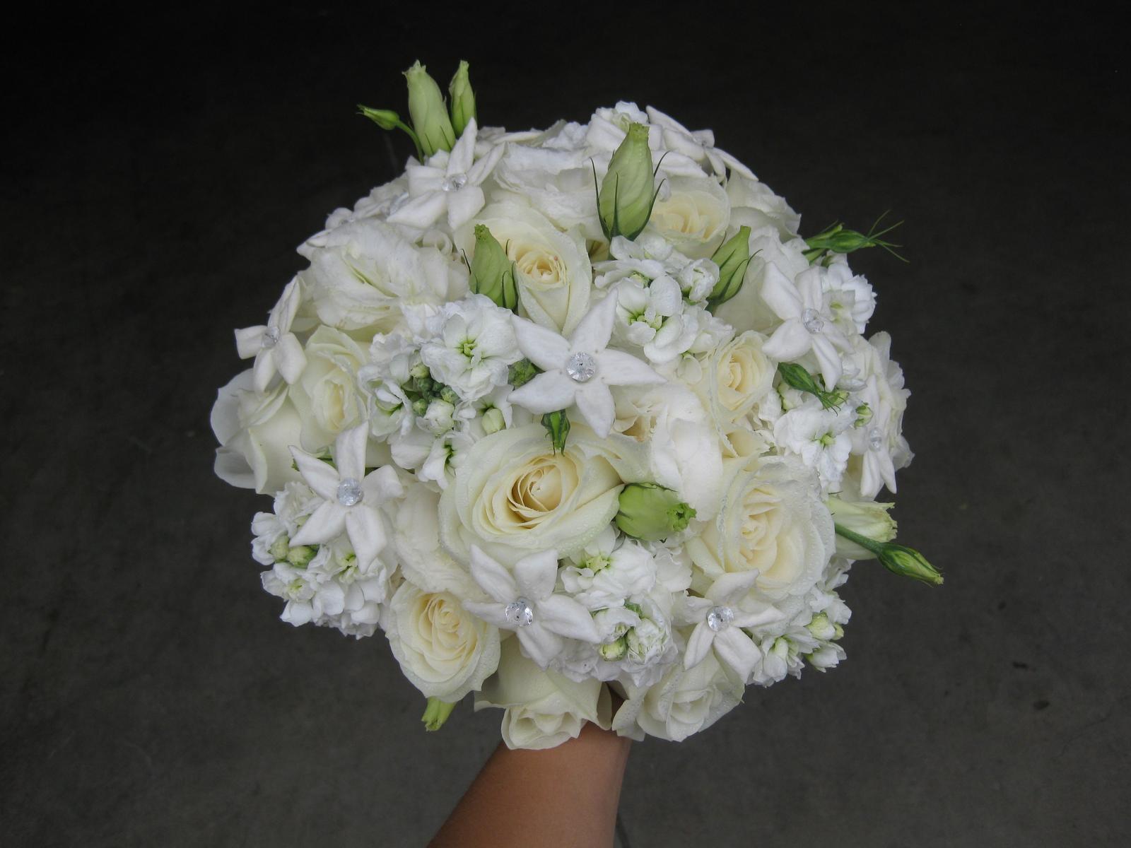 Svatba komplet čistě bílá - Obrázek č. 69