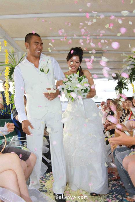 Svatba komplet čistě bílá - Obrázek č. 70