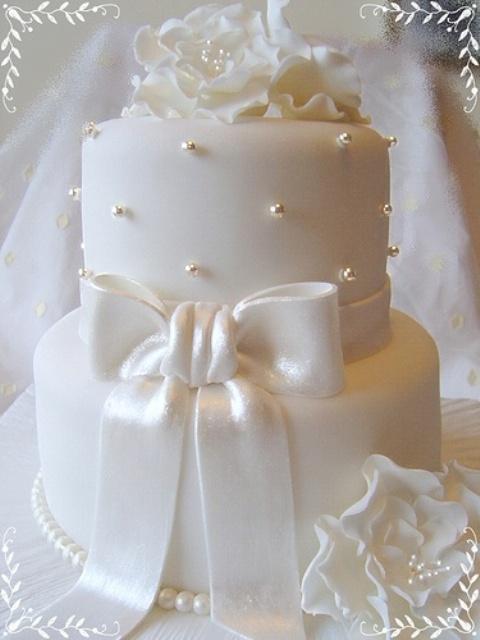 Svatba komplet čistě bílá - Obrázek č. 81