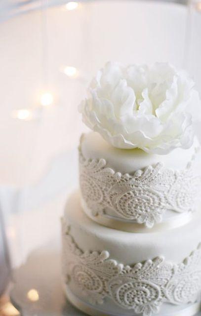 Svatba komplet čistě bílá - Obrázek č. 82