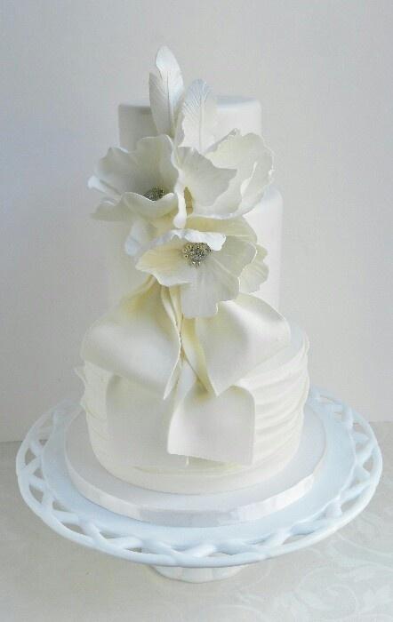 Svatba komplet čistě bílá - Obrázek č. 83