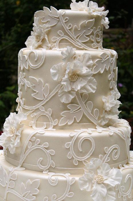 Svatba komplet čistě bílá - Obrázek č. 91