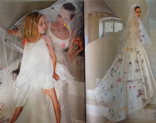 Hot news! - svatba Angelina Jolie & Brad Pitt - Obrázek č. 2