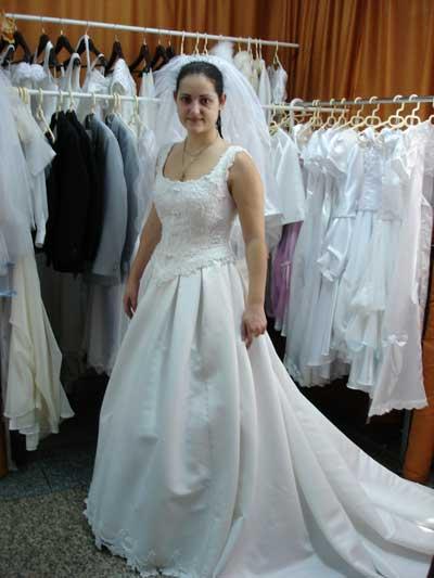 Láska - Toto budú moje svadobné šaty :)