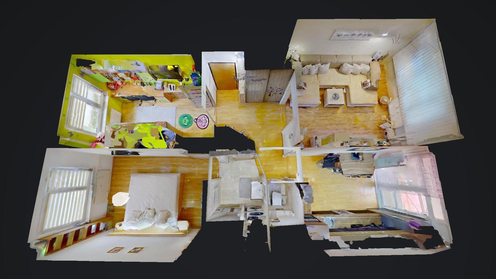 Zmodernizovaný 3-izbový byt v Čadci +421 918 127 259 - Obrázok č. 2
