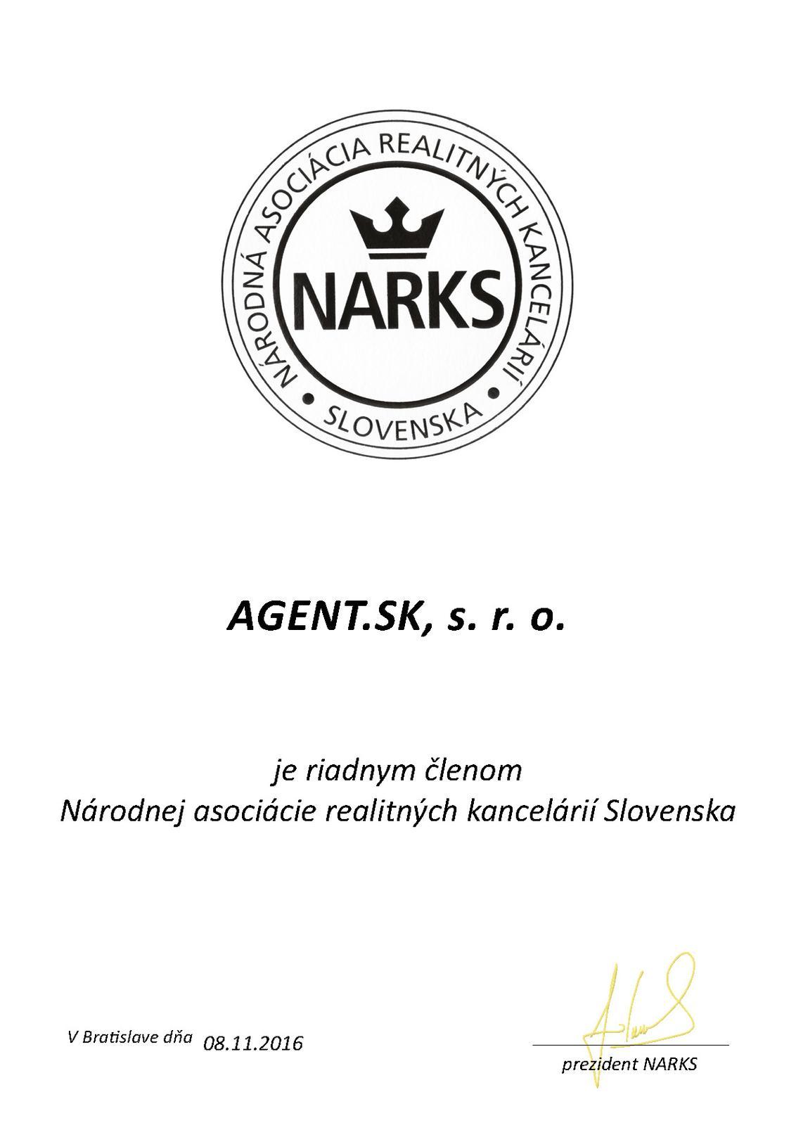 smartbrokers - AGENT.SK - Člen NARKS