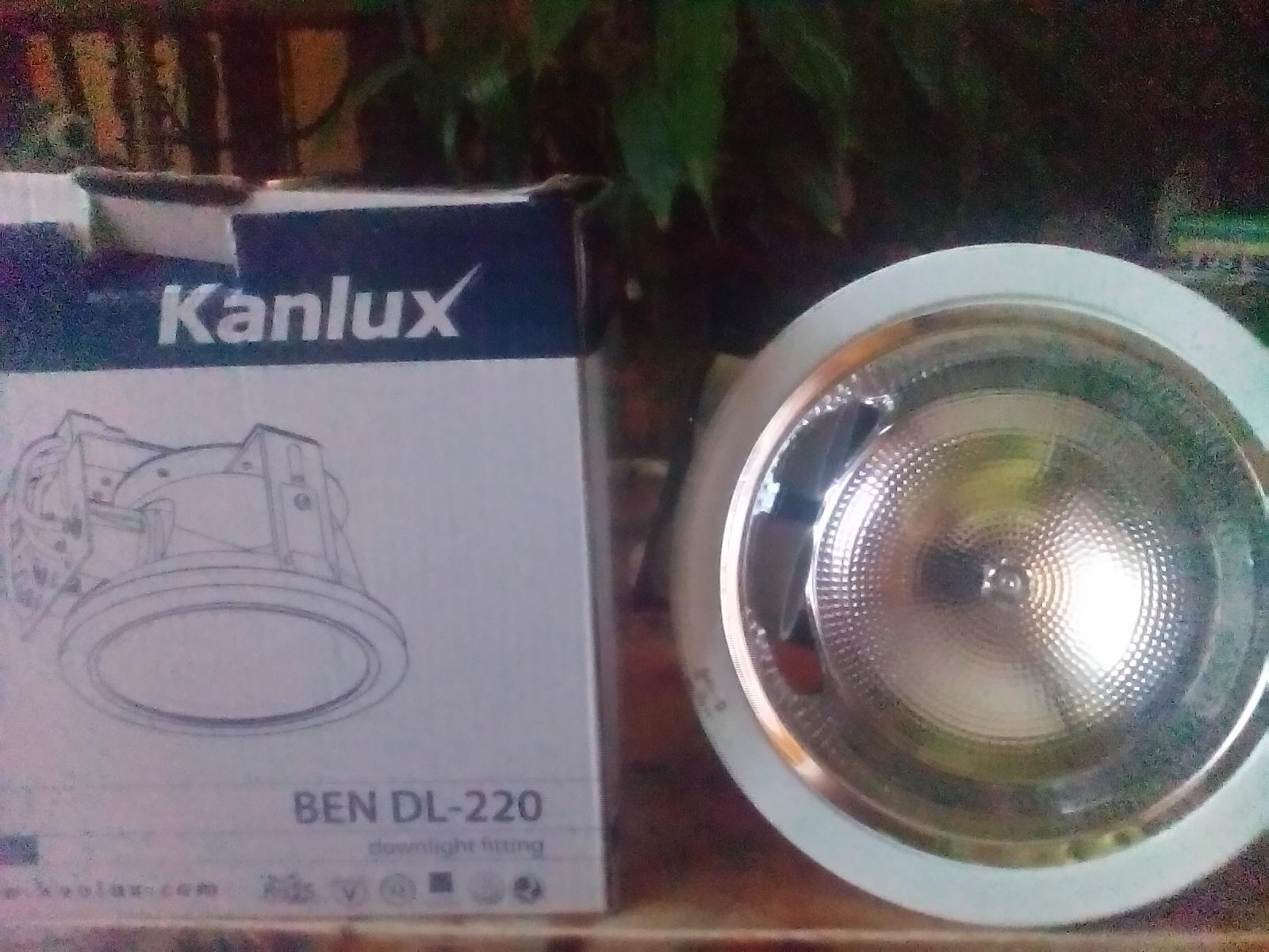 Svietidlo kanlux - Obrázok č. 2